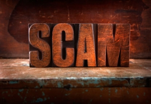 A roofing scams pic