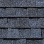 Dimensional Shingle Blue Review